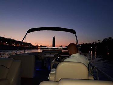 paseo en barco guadalquivir